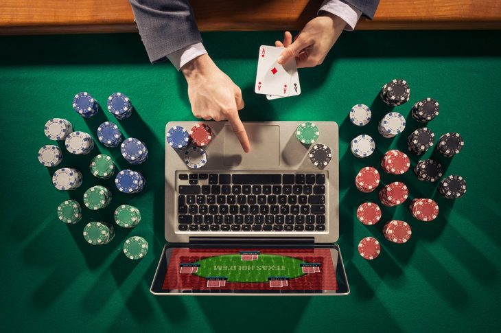 Casino & Hotel and the on-line casino video game