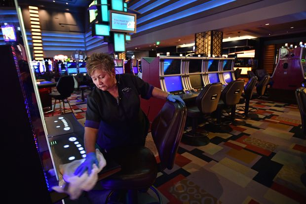 Be Careful The Casino Fraud