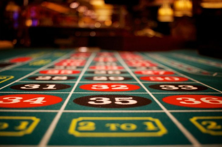 Online Casino From Differing's Mistakes